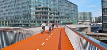 fahrradbrücke kopenhagen