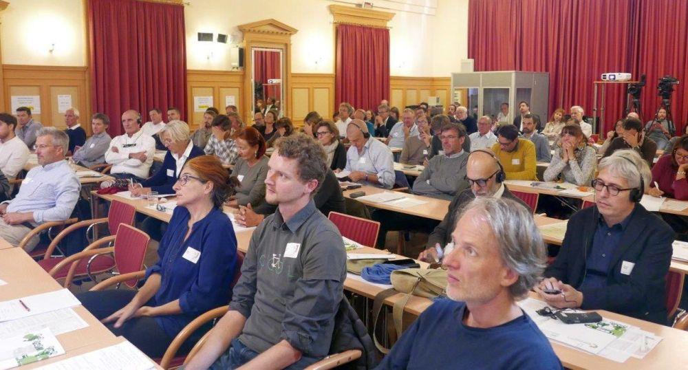 cycm 18 - Blick ins Publikum